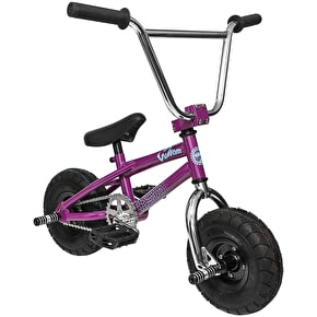 B-Stock Venom 2016 Mini BMX - Purple (Box Damage)