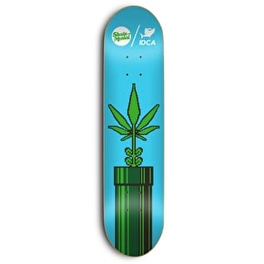 Skate Mental IDCA Pipe Skateboard Deck - 8.125