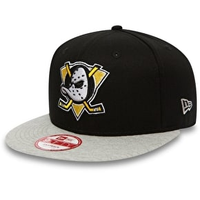 New Era 9Fifty Jersey Team Snapback Cap - Anaheim Mighty Ducks