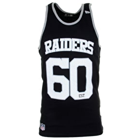 New Era NFL Team Arch Tank - Oakland Raiders