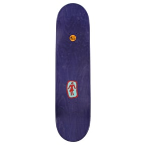Girl Supply Co. Skateboard Deck - Wilson 8.125