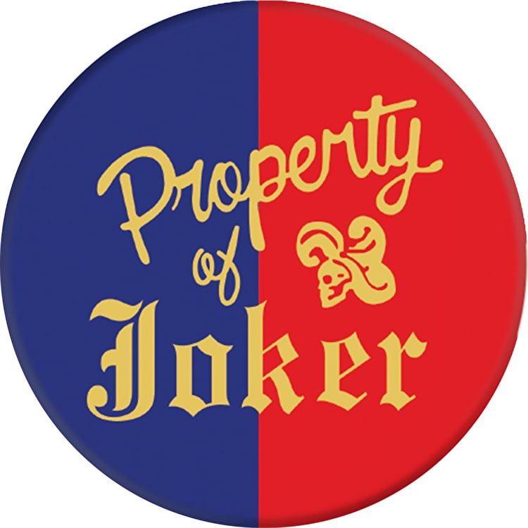 PopSockets Grip - Property Of Joker