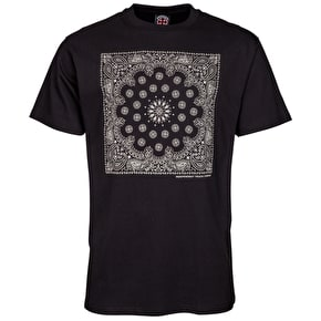 Independent Bandana T-Shirt - Black