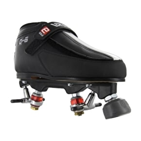Luigino Vertigo Q-6/Pilot Eagle Derby skates Package - UK Size 6 (B-Stock)