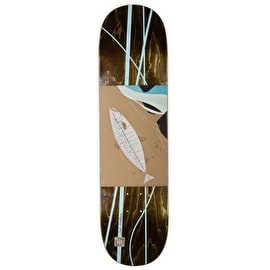 Habitat Harper Familiar Fish Skateboard Deck 8.5