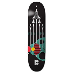 Plan B Light Years Skateboard Deck - Felipe 8.25