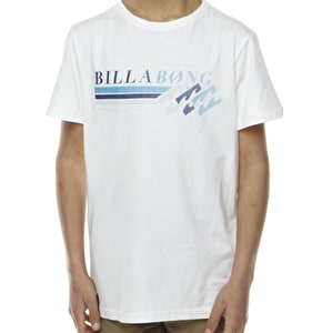 Billabong Activate Kids T-Shirt - White