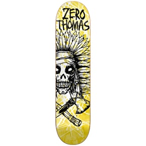 Zero Skateboard Deck - Dark Ages Impact Light Thomas 8.375