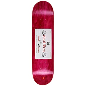 Chocolate Calling Card Skateboard Deck - Berle 8.125