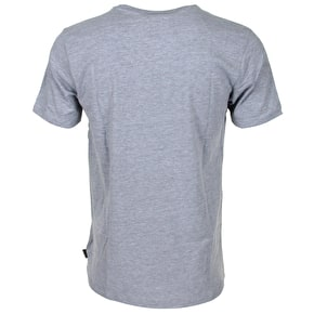 Nixon Concrete T-Shirt - Heather Grey