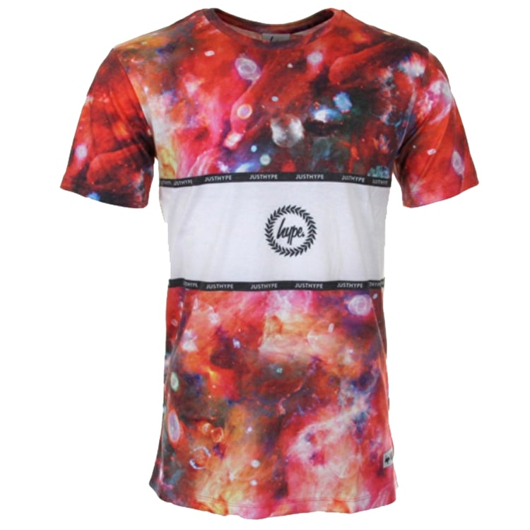Hype Distant Stars Stripe T-Shirt