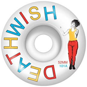 Deathwish Party Girls Skateboard Wheels - 52mm