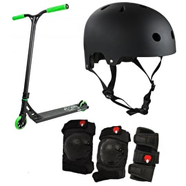 Addict Equalizer Stunt Scooter Bundle