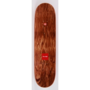 Chocolate Sun Series Tershy Skateboard Deck - 8.5