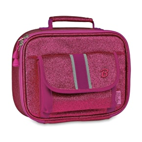 Bixbee Lunchbox - Sparkalicious Ruby Raspberry