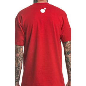 The Hundreds Forever Bar T-shirt T-shirt - Red
