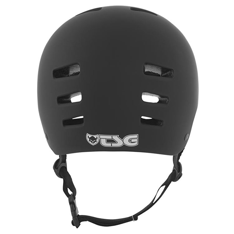 TSG Evolution Helmet - Satin Black