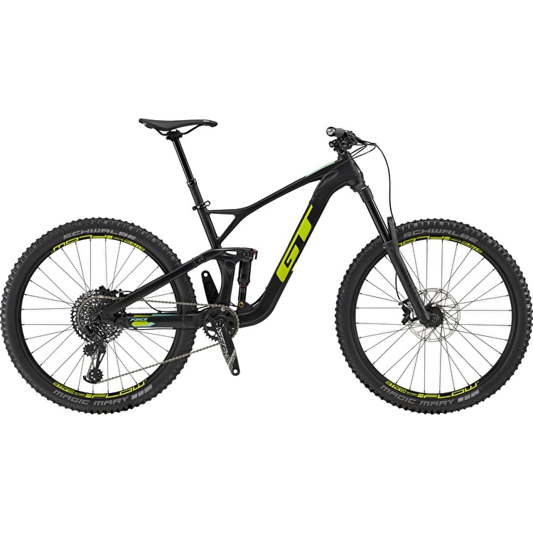 """GT 27.5"""" M Force Crb Expert 2019 Complete Mountain Bike - Raw"""
