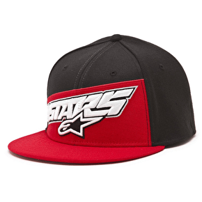 Alpinestars Druitt Cap - Black/Red