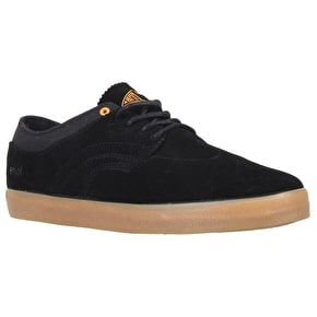 Globe The Taurus x Enjoi (Louie Barletta Signature) Shoes - Black/Gum