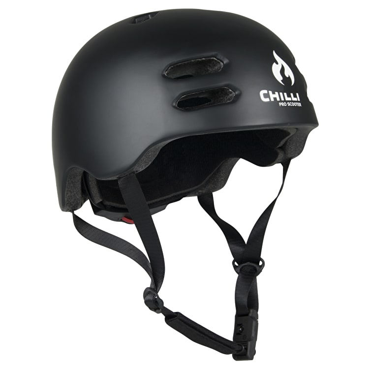 Chilli Pro Safety Helmet - Black
