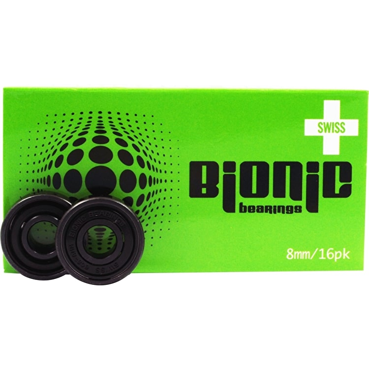 Bionic Swiss Bearings 8mm