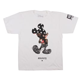 Neff Youth Mickey Swag T-Shirt - White