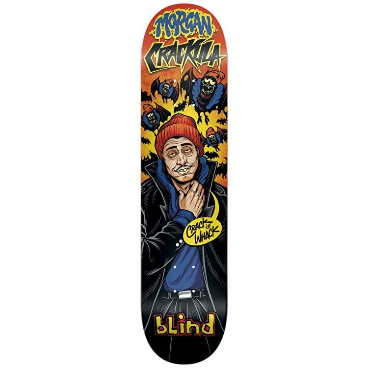 Blind Party Monster R7 Skateboard Deck - Morgan 8.25""