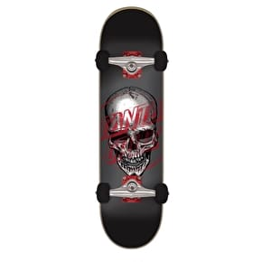 Santa Cruz Deadpool V2 Complete Skateboard - Black/White 7.8