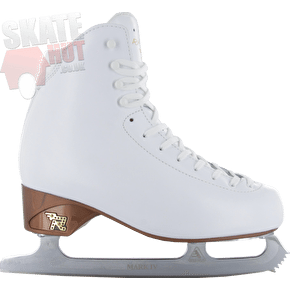 Risport RF Light Figure Ice Skates - White