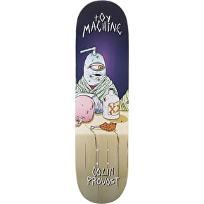 Toy Machine Provost Last Supper Pro Skateboard Deck - 8.25