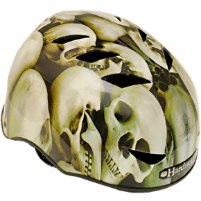 B-Stock HardnutZ Skullduggery Helmet - Medium 54-58cm (Box Damage)