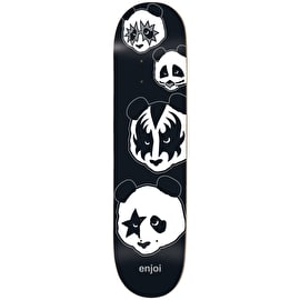 Enjoi Kiss Logo R7 Skateboard Deck 8