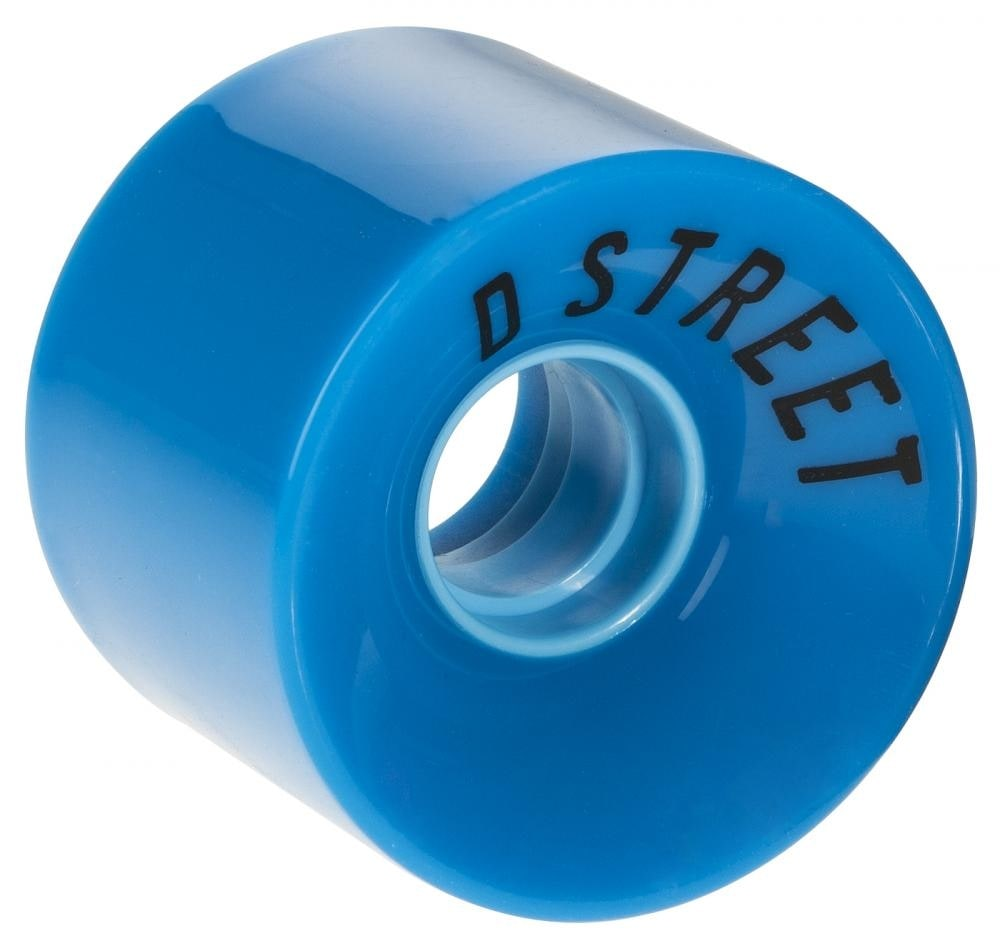 Image of D-Street 59 Cent 78A 59mm Wheels - Blue (4 Pack)
