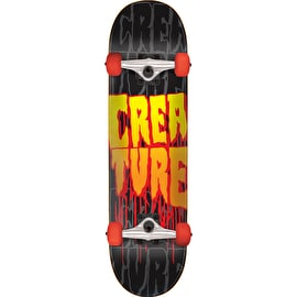 Creature Stacks Complete Skateboard - 8