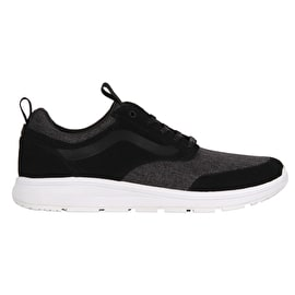 Vans ISO 3 Skate Shoes - (T L) Black