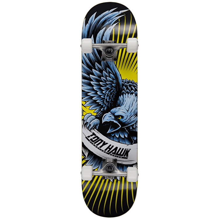 Tony Hawk 180 Series Skateboard - Raptor Hawk 8""