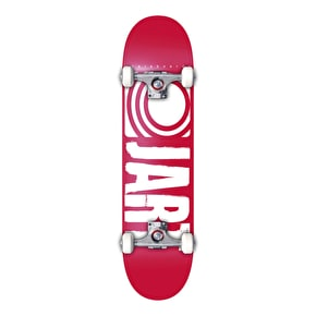 Jart Basic Complete Skateboard - Red 8