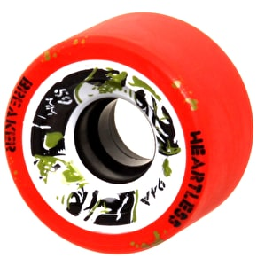 Heartless 59mm Roller Derby Wheels - Breaker 94A (4pk)