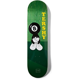 Chocolate One Offs Skateboard Deck Tershy - 8.25