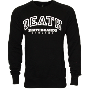 Death Skateboards Crewneck - Black