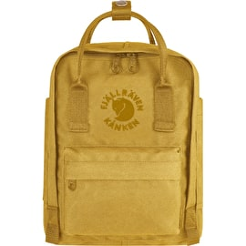 Fjallraven Re-Kanken Mini Backpack - Sunflower Yellow