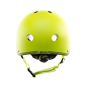Globber Junior Helmet - Green