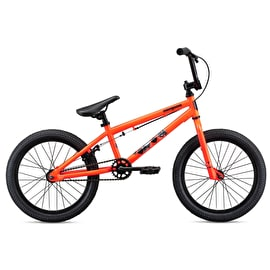 B-Stock Mongoose Legion L18 Complete BMX Bike - Orange (Cosmetic Damage)