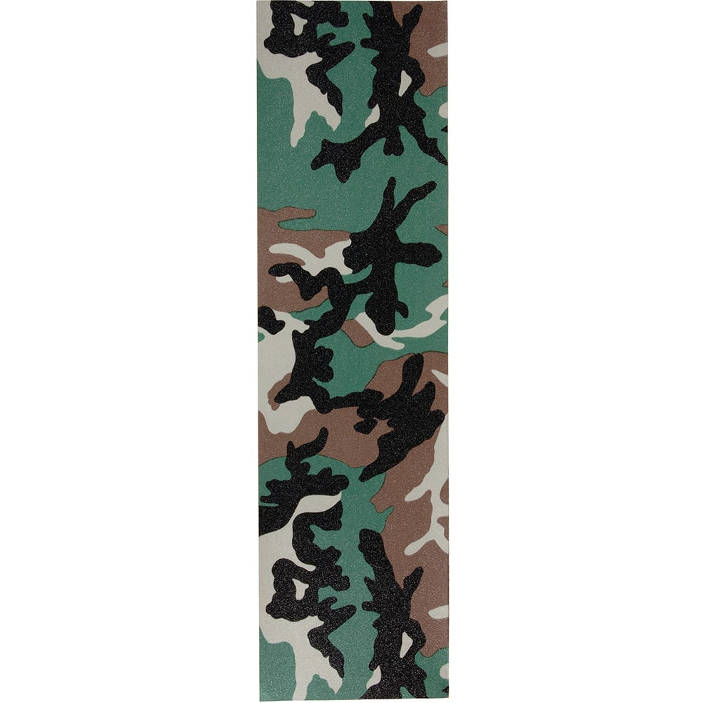 Enuff Camo Skateboard Grip Tape Scooter Grip Tape