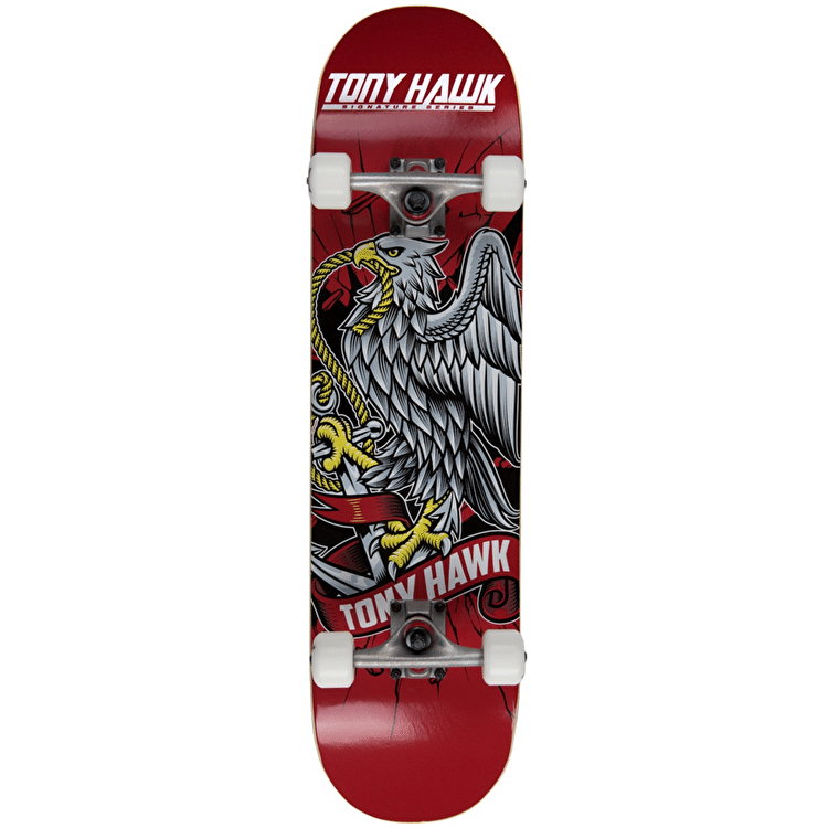 Tony Hawk 180 Series Skateboard - Crest 8""