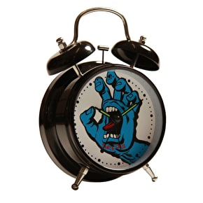 Santa Cruz Screaming Hand Alarm Clock