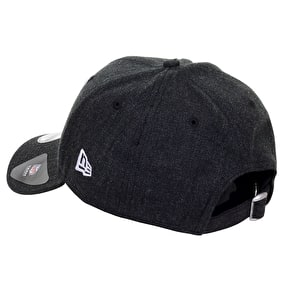 New Era 9FORTY Oakland Raiders Cap - Heather Black