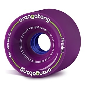 Orangatang 4President 70mm Longboard Wheels (Pack of 4)
