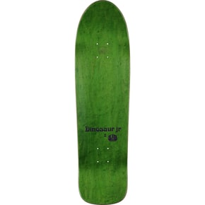 Alien Workshop x Dinosaur Jr. Peace Saucer Old School Skateboard Deck - 8.78